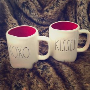 Rae Dunn XoXo & Kisses Mug
